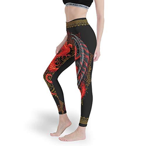 Mädchen Knöchel Leggings Weich Yoga Hosen Dünn Capris Tights für Radfahren White xs