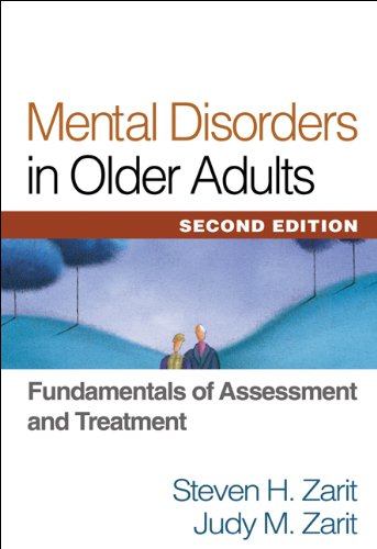 Mental Disorders in Older Adults, Second Edition:...