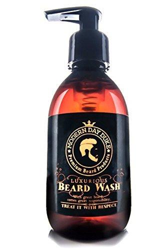 Shampoo barba detergente morbido - Modern Day Duke...