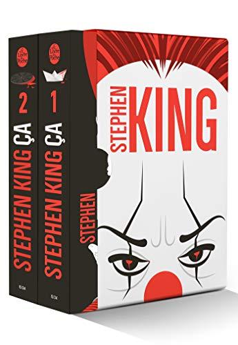 Ça Stephen King (Coffret 2 tomes)