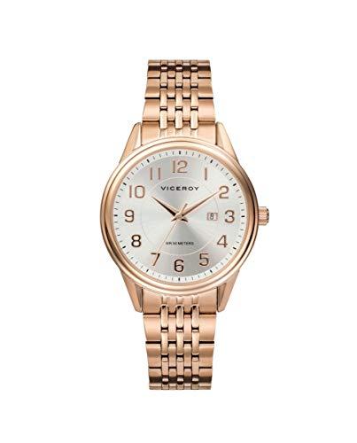 VICEROY - Reloj Acero IP Rosa Brazalete Sra Va - 401072-85