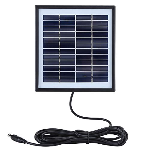 Exquisito panel solar de polisilicio, panel solar, cargador de panel solar de alta eficiencia, para el teléfono de camping al aire libre del coche