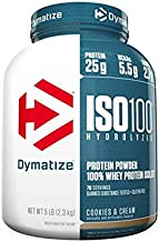 ISO 100-100% Hidrolyzed (2258g) Dymatize- Cookies