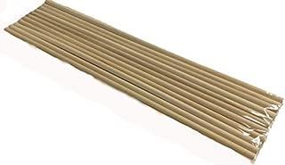 Perfect Stix Wooden Dowels (Pack of 12) - 14 x 1/4
