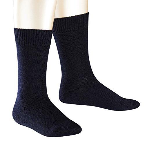 Falke Kinder Socken Comfort Wool 3er Pack, Größe:35-38;Farbe:dark marine