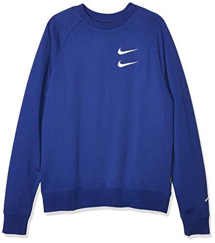 Nike Herren CJ4871-455 Bluse, Deep Royal Blue/White, L