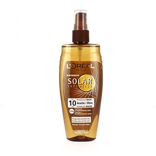 L'Oreal Solar Expertise Huile Protectrice SPF 10