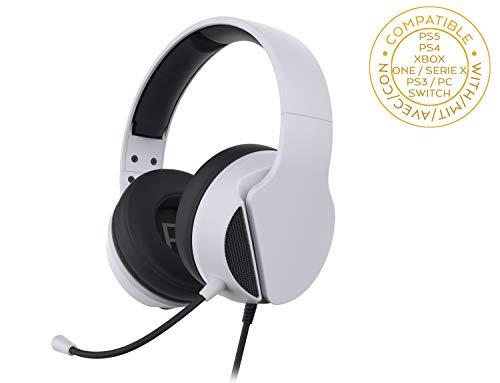 - Subsonic - Auriculares para juegos con micrófono para PS5 - Accesorio para juegos para la Playstation 5 (PlayStation 5)