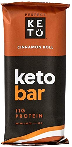 Perfect Low Carb Keto Protein Bars