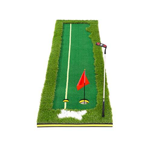 HXZ Zwei Spezifikationen für Golfanzüge, Fairway-Übungsdecken, kompakte Schlagmatten, die in Wohnzimmern/Büros/High-End-Clubs verwendet Werden