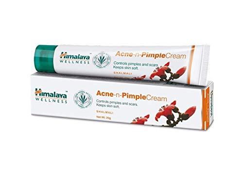 Himalaya Herbal Acne n Pimple Scar Free Treatment Cream for Smooth & Soft Skin