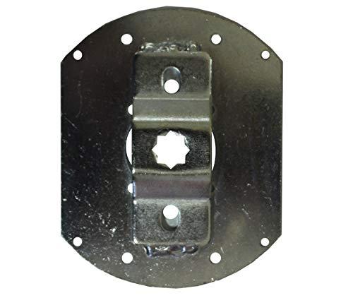 heicko e-ast GmbH Fertigkastenlager Inoutic/Motorlager/Antriebslager für Rollladenmotoren mit 10 mm Vierkant (1 ST)