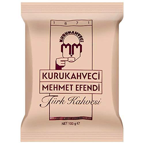Kurukahveci Mehmet Efendi Türkischer Kaffee, 100g