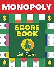 Monopoly ScoreBook: For Monopoly Board Game write score tournament play journal: Amazon.es: Malczynski, Greg: Libros en idiomas extranjeros
