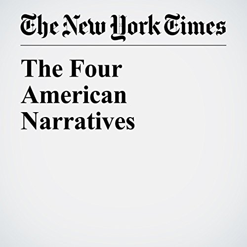 The Four American Narratives copertina