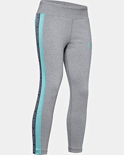 Under Armour UA Sportstyle Crop YLG Steel Medium Heather