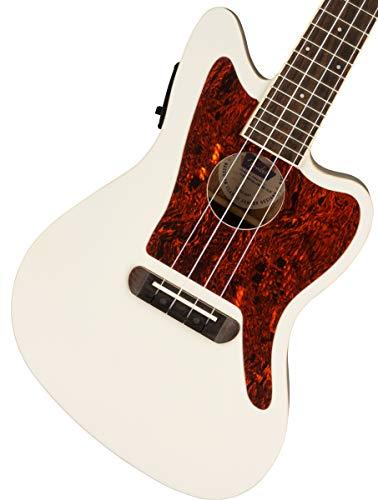 Fender/Fullerton Jazzmaster Uke Olympic White フェンダー ウクレレ