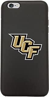 Central Florida - UCF Diagonal Design on Black iPhone 6 Plus / 6s Plus Guardian Case