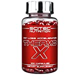 Scitec Nutrition Fat Burner Thermo-X 100 Kapseln,...