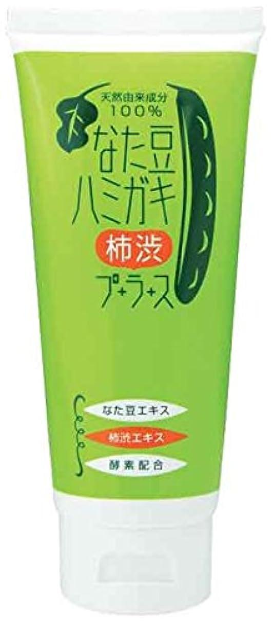 読みやすい虹画像ブレーンコスモス なた豆ハミガキ 柿渋プラス