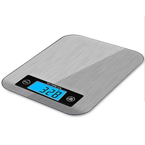DCJLH Báscula de Cocina Escala De La Cocina Los Alimentos Balanza De Precisión Horneado En Casa 5kg 10kg (Size : 10kg/1g)