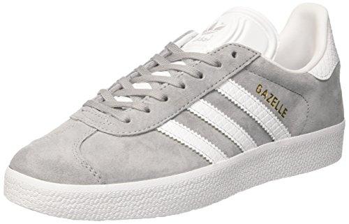 adidas Women's Gazele W Running Shoes, Grey (Grey), 9 UK 43 1/3 EU