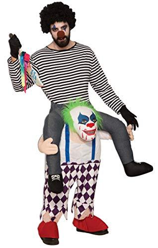 Forum Unisex-Adult's Costume, Clown, Standard