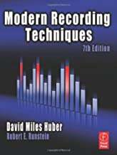 Best modern recording techniques 7th edition Reviews