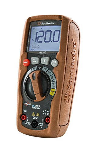 Southwire MULTIMETER, AUTO RESPRO 13070T