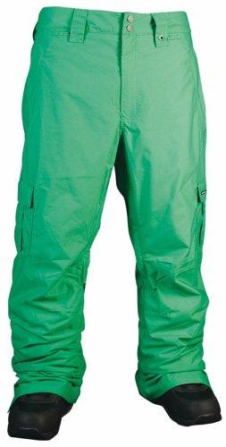 Nitro Snowboards Decline Pantalon XL Vert - Vert