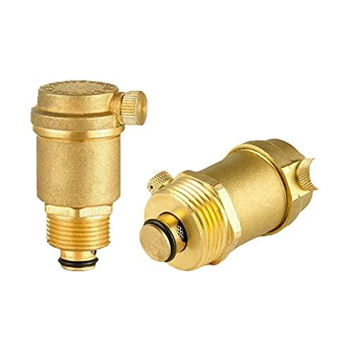 XNSCL 1 par de válvula de escape de bola flotante de ventilación automática DN20/DN25 con construcción de latón resistente