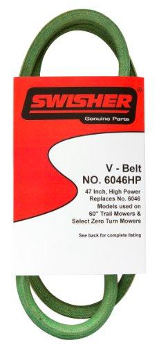 Swisher 6046HP High Power V-Belt for Mower, 47-Inch