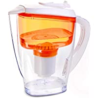 Ezpur 7-Cup Water Purifier Pitcher with Filter