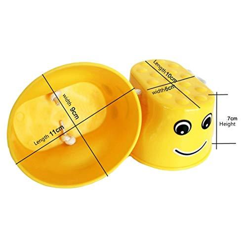 パカポコ スタンプパカポコトレーニング機器のバランシング … (黄)