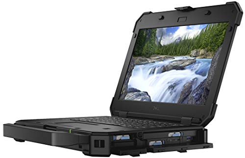 Dell Latitude 5424 Rugged Laptop, Intel Core i5-8350U @1.70GHz, 14' FHD Touchscreen, 8GB, M.2 256GB SSD PCIe NVMe, WiFi, Bluetooth, Windows 10 Pro, Webcam
