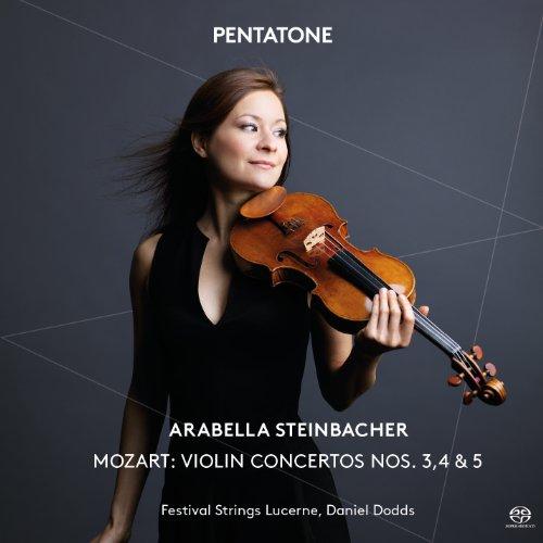Mozart: Violin Concertos 3, 4