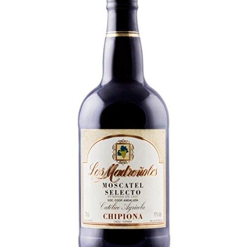 Los Madroñales Moscatel Selecto Chipiona Botella 75 cl