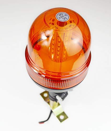 Avertissement LED clignotant balise de sécurité rotative camion voiture 9–36 V Stroboscope E-mark LED lumière d'assistance routière