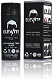 ELEVATE Hair Fibers 100% Natural Keratin Hair Fibers Instantly Thickens Thinning...