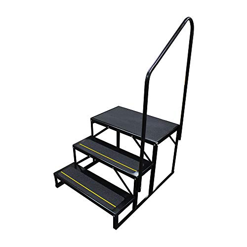 Quick Products QP-S5W2S Economy 5th Wheel Stair – 3-Step