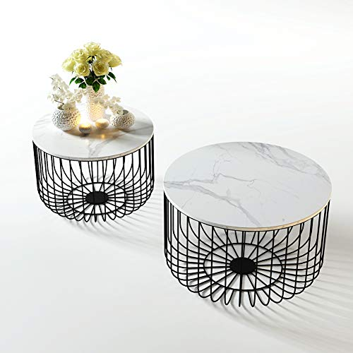 CLOZ-Round-Coffee-Table-Set-Luxurious-European-Style-Hollow-Base-Design-Marble-Veneer-Desktop-for-Living-Room-and-Bedroom