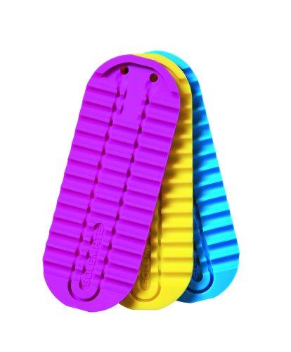 Jabra Solemate 3soles (3 Ersatzsohlen für Jabra Solemate Bluetooth-Lautsprecher, pink/ gelb/ blau)
