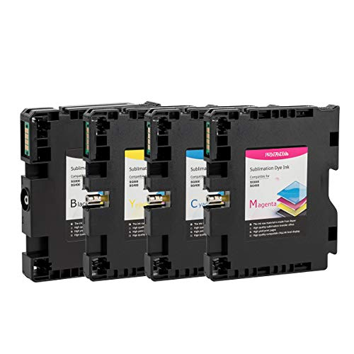 Printandink Sublimationstinte, kompatibel mit Sawgrass Virtuoso SG400 SG800 Transfer DYE Sublimation Tintenpatronen (Wärmeübertragung)