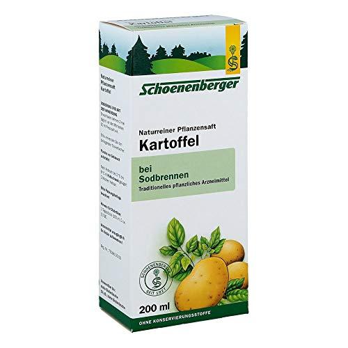 Schoenenberger Naturreiner Pflanzensaft Kartoffel, 200 ml Lösung