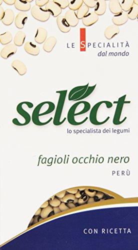 Select - Fagioli Occhio Nero, Legumi Secchi - 400 G