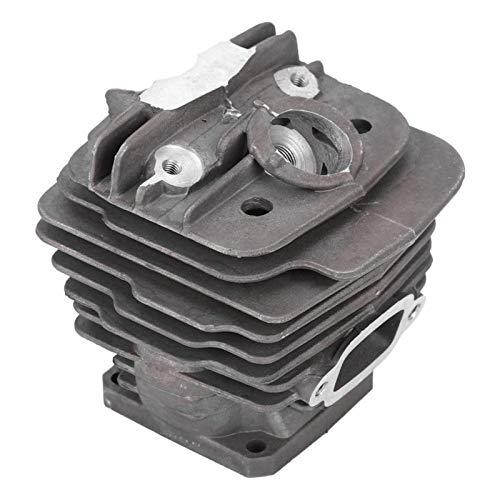 Conjunto de cilindro, kit de cilindro de estructura compacta de alto rendimiento, conjunto de pistón de cilindro universal para motosierra de gasolina MS360