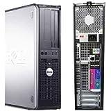 Dell Ordenador OPTIPLEX 745 DT Dual Core 2GB 160GB