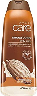 avon care cocoa butter body lotion