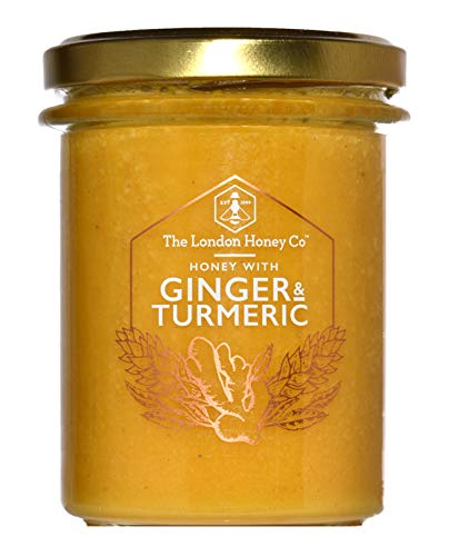 The London Honey Co. Co Pure Honey with Ginger and Turmeric 250 g