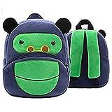 Chytaii Rucksack für Kinder, Material, Schulranzen, für Kinder, Plüsch, Tierform, wasserdicht und langlebig
